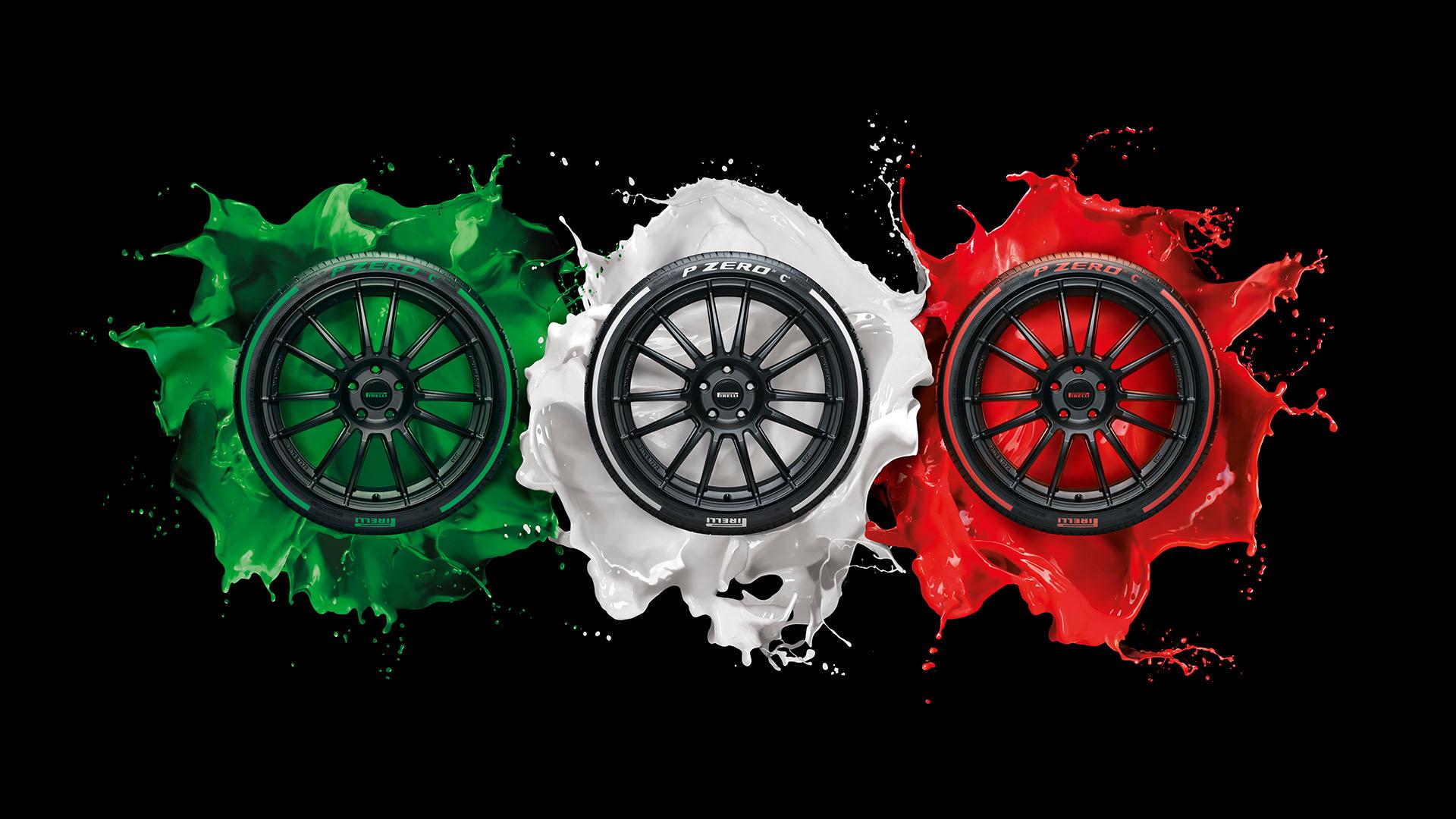 Pirelli P Zero >> Pirelli - P ZERO - LSD